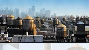 New York City Water Towers