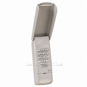Liftmaster 377lm Security  315 Mhz Wireless Keypad