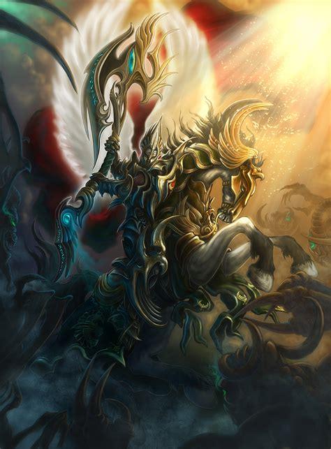 Warcraft Inspired Artworks Part 2  World's National