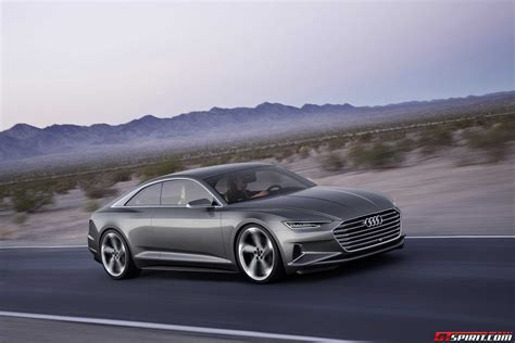 Official Audi Prologue Piloted Driving Concept Gtspirit