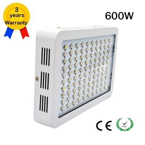 best 600 watt grow light new 600 watt led grow light l full spectrum ls for