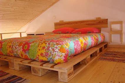 fabriquer un canapé avec un matelas 7 camas de palets en las que te encantaría dormir casas