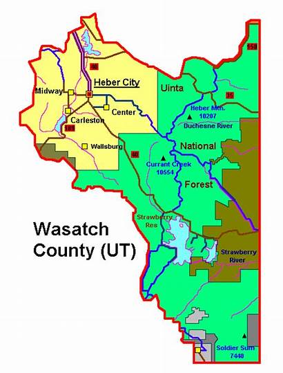Wasatch County Ut Commons Valley Wikimedia