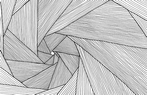 designs with lines how to draw freakishly lines