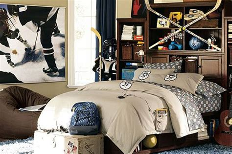 Kids' Room Decorating Ideas For The Sporty Child