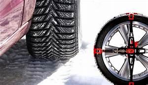 Chaussette A Neige : pneu hiver pneu neige chaines ou chaussettes neige blog quartier des jantes ~ Teatrodelosmanantiales.com Idées de Décoration