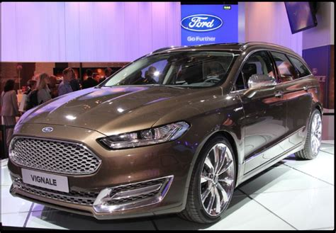 2019 Ford Mondeo Vignale by The 2019 Ford Mondeo Vignale Offers Outstanding Style And