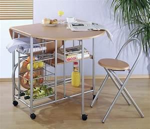 Küchentisch Mit Stühlen : k chentisch klappbar mit 2 st hlen haus und design ~ Michelbontemps.com Haus und Dekorationen