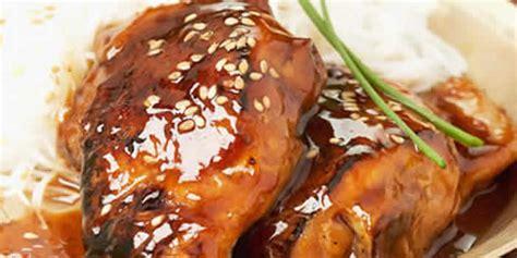 cuisiner avec cookeo cuisses de poulet au citron et au miel avec thermomix