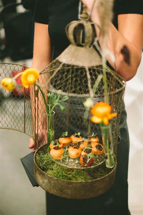 perfect rustic menu kalm kitchen canapes chwv