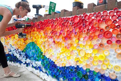 bastelideen mit plastikflaschen recycling plastikflaschen mit pet flaschen selbst basteln