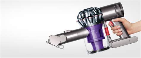 Latest Dyson Handheld Vacuum Cleaner Technology