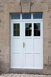 nos portes d39entree pvc With porte d entrée tiercée