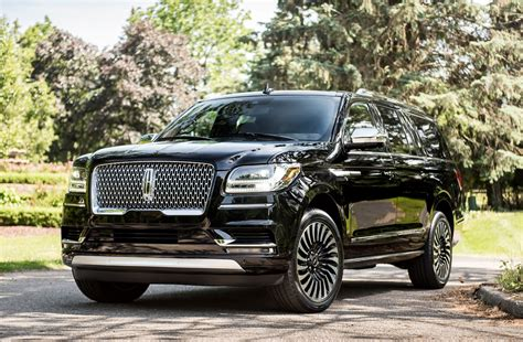 Lincoln 2019 : 2019 Lincoln Navigator Improvments And Redesign