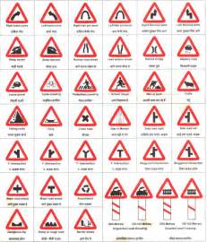 Road Traffic Signs and Signals
