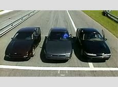 » 1989 Ford Probe GT vs Nissan 240SX vs Plymouth Laser