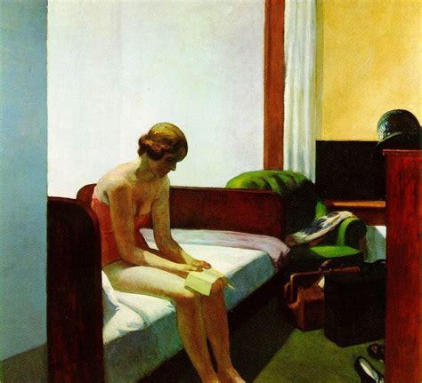 chambre d hote ruoms chambre d 39 hôtel par edward hopper bac room theory