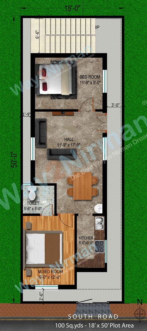 30 Awesome Home Plan 100 Sq Yards Pictures  House Plan