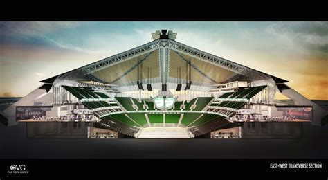 Large One Story Homes Keyarena Groups Similar Goals Different Proposals For Renovation The Seattle Times