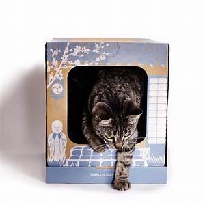 Litiere Chat Fermée : litiere chat jetable toilettes khenghua ~ Melissatoandfro.com Idées de Décoration