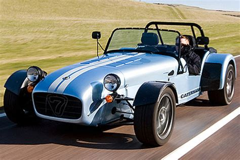 Which Would You Buy? Lotus Elise Vs. Caterham 7