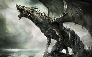 Dark Dragon | Inkspelled Faery