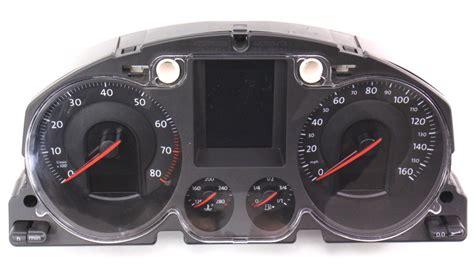 gauge cluster speedometer   vw passat  genuine