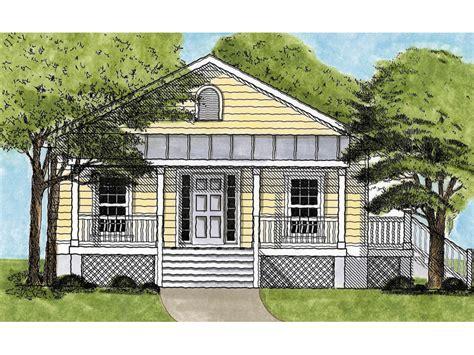 Windsor Place Cottage Home Plan 081d-0064