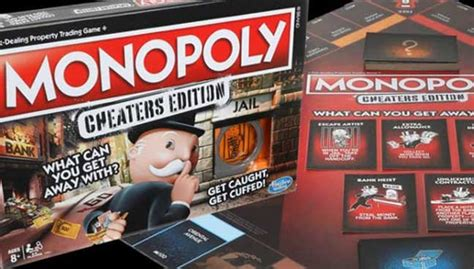 New Monopoly version to 'encourage cheating' | Free ...