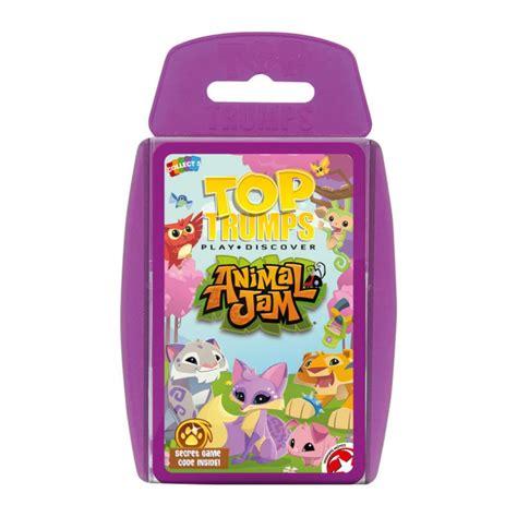 top trumps animal jam edition  farm toys  models