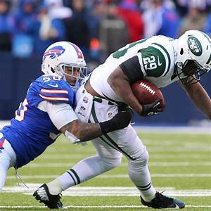 Tale of the Tape for New York Jets Running Backs Heading ...