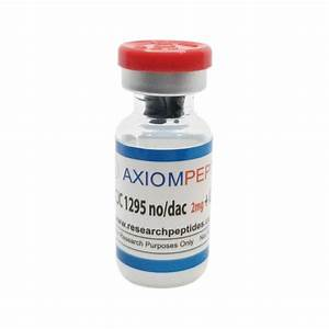 Blend - Vial Of Cjc 1295 No Dac 2mg With Ghrp 2mg - Axiom Peptides