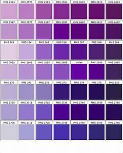 Color Chart Check Pms194 Pms272 Pms2727 Pms2718 Pms505