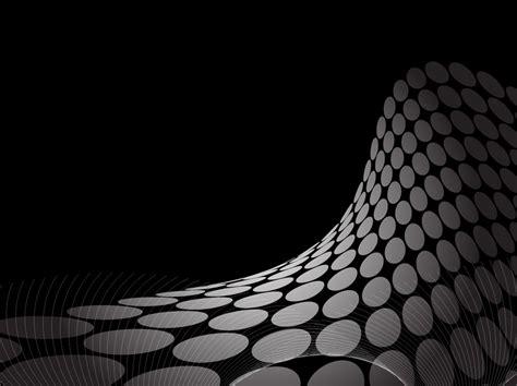 dot wave background vector art graphics freevectorcom