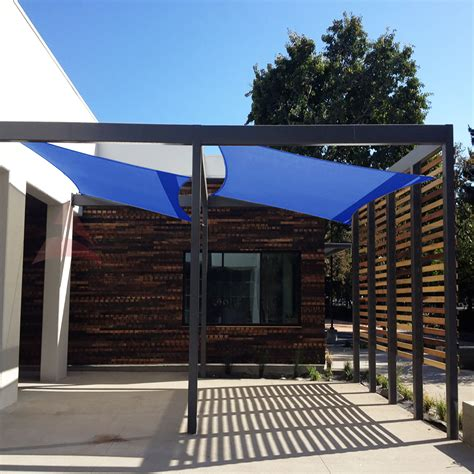 16 x 16 square sun shade sail fabric outdoor canopy