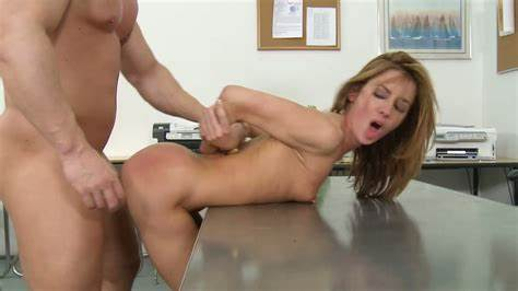 Lady Receives Her Bitch Holes Stimulated By Prick
