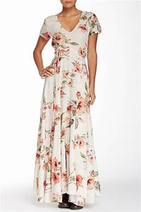 raga tropical getaway maxi dress nordstrom rack With robe longue esprit