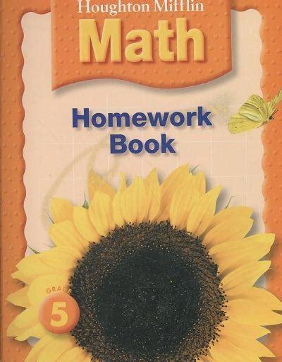 Houghton Mifflin California Math Grade 4 Worksheets  Go Math Grade 6 Student Textbook Houghton