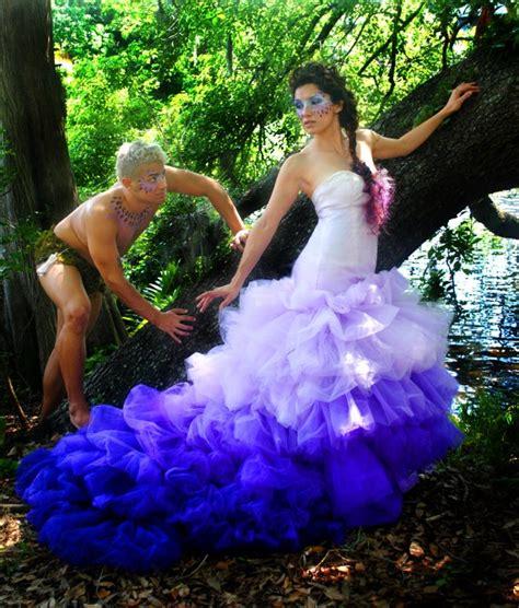 blue and purple wedding dress 228 best blue purple wedding dresses images on
