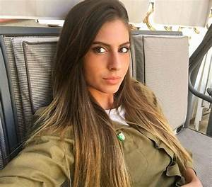 Beautiful Military Girls Of Israel (70 pics) | IDF Hotties ...