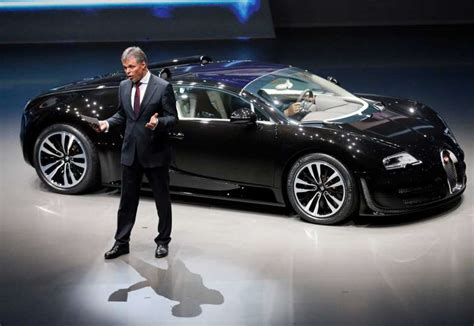 Ceo Of Bugatti by Wolfgang Schreiber Ceo Of Bentley Motors And Bugatti