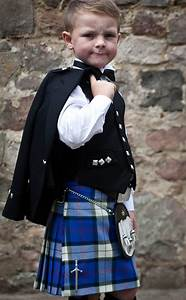 Boy's Kilt by Scotweb