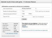 Calculer Sa Carte Grise : calculer le prix d 39 une carte grise 2012 discussion sur l 39 automobile auto evasion forum auto ~ Gottalentnigeria.com Avis de Voitures
