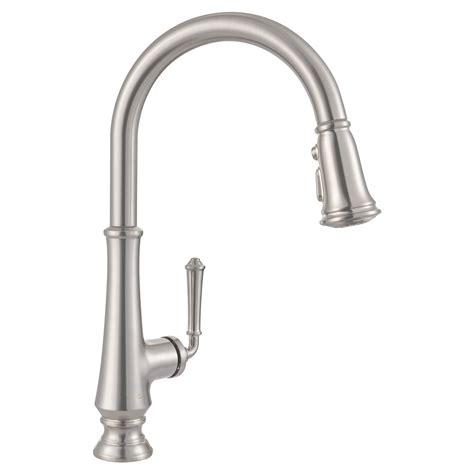 american standard delancey single handle pull  kitchen