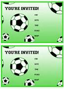 Birthday Party Soccer Party Ideas For Boys Invitations You Ll Birthday Free Birthday Invitation Templates For Boys Blank Birthday Invitations Birthday Invitation Template Best Word Templates Boy Fun Birthday Free Printable Birthday Invitation Template