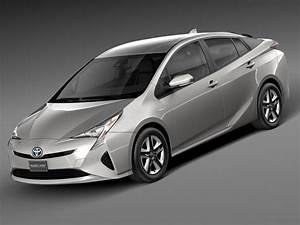 Toyota Prius Versions : toyota prius 2016 3d model cgstudio ~ Medecine-chirurgie-esthetiques.com Avis de Voitures