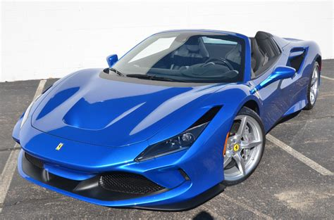 For those with deep enough pockets, there's something for everyone; New 2021 Ferrari F8 Spider For Sale (Special Pricing) | Cauley Ferrari Stock #FN2024