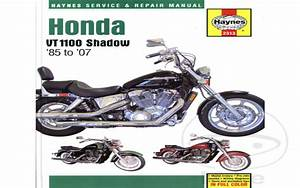 2000 Honda Shadow Sabre 1100 Owners Manual