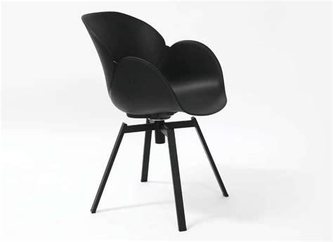 chaise contemporaine pas cher chaise contemporaine noir lokka chaises achatdesign
