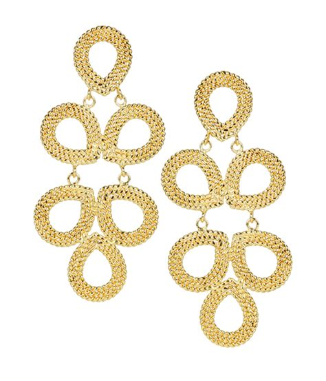 Lisi Lerch Ginger Gold Earrings  Hauteheadquarters. Digital Jewellery. Promotion Jewellery. Ananya Jewellery. Gauge Jewellery. Pliers Jewellery. Design Wati Jewellery. Syndicate Jewellery. Star Jewellery